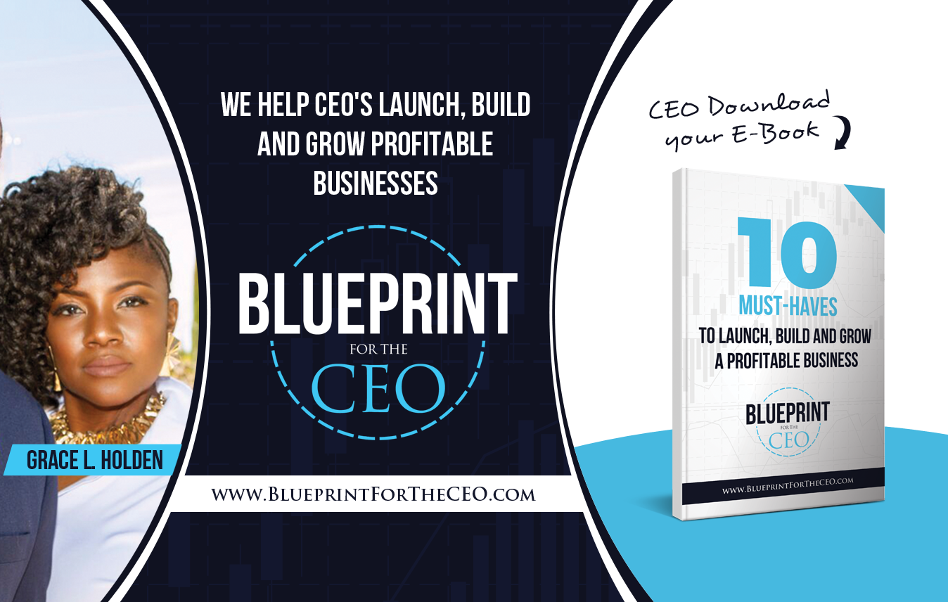 Blueprint for the CEO Facebook Cover